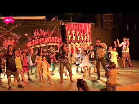 Richmond Ephesus Resort (Te Ma Etmaje) disco Club 2016 ElaTV