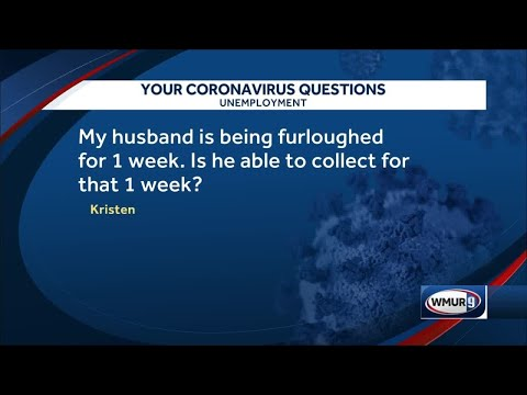 Coronavirus Employment Q&A: Benefits For Worker Being Furloughed For One Week