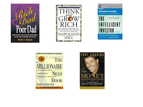 Become millionaire by reading this books: Top 5 Financial Books
