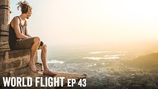 INSANE INDIAN TEMPLE! - World Flight Episode 43