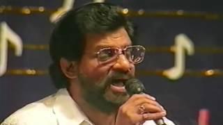Amma Endrazhaikatha - KJ Yesudas Live Performance