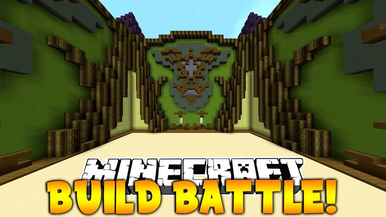 Minecraft Speed Build Battle