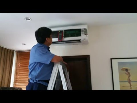 CE Jetclean Treatment for Wall mounted FCU