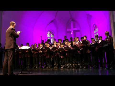 Michael Tippett. A Child of Our Time. Spirituals. Tiffin Boys Choir.