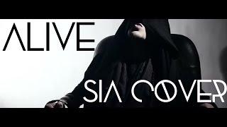 Alive Sia Male Cover Original Key
