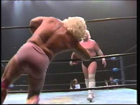 Ric Flair Vs. Dusty Rhodes