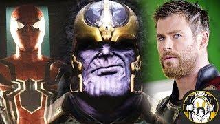 Avengers Infinity War D23 First Trailer Footage Description