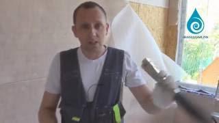 видео строительный степлер