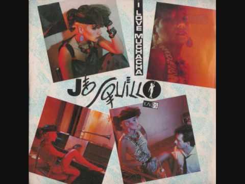 Jo Squillo I Love Muchacha (1984)