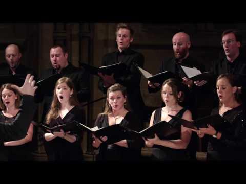 St Godric's Hymn from Britten's Sacred and Profane - Southwell Music Festival 2016