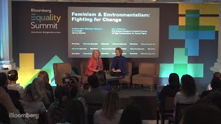 Former Irish President on Feminism and Climate Change