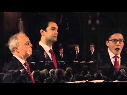 The King's Singers - Resonet in laudibus (Lassus)