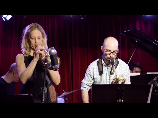Running Tangents - Live at Cornelia St Cafe: Andrew Hadro w/ Ingrid Jensen