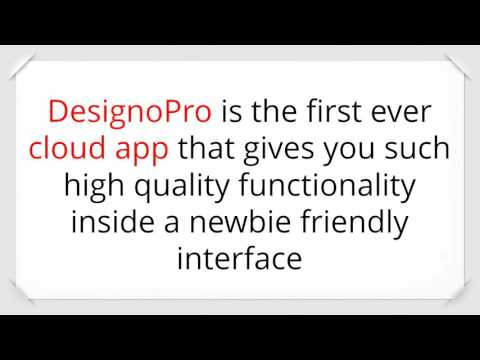 DesignoPRO - Adobe Illustrator like VECTOR BASED Graphics Editor