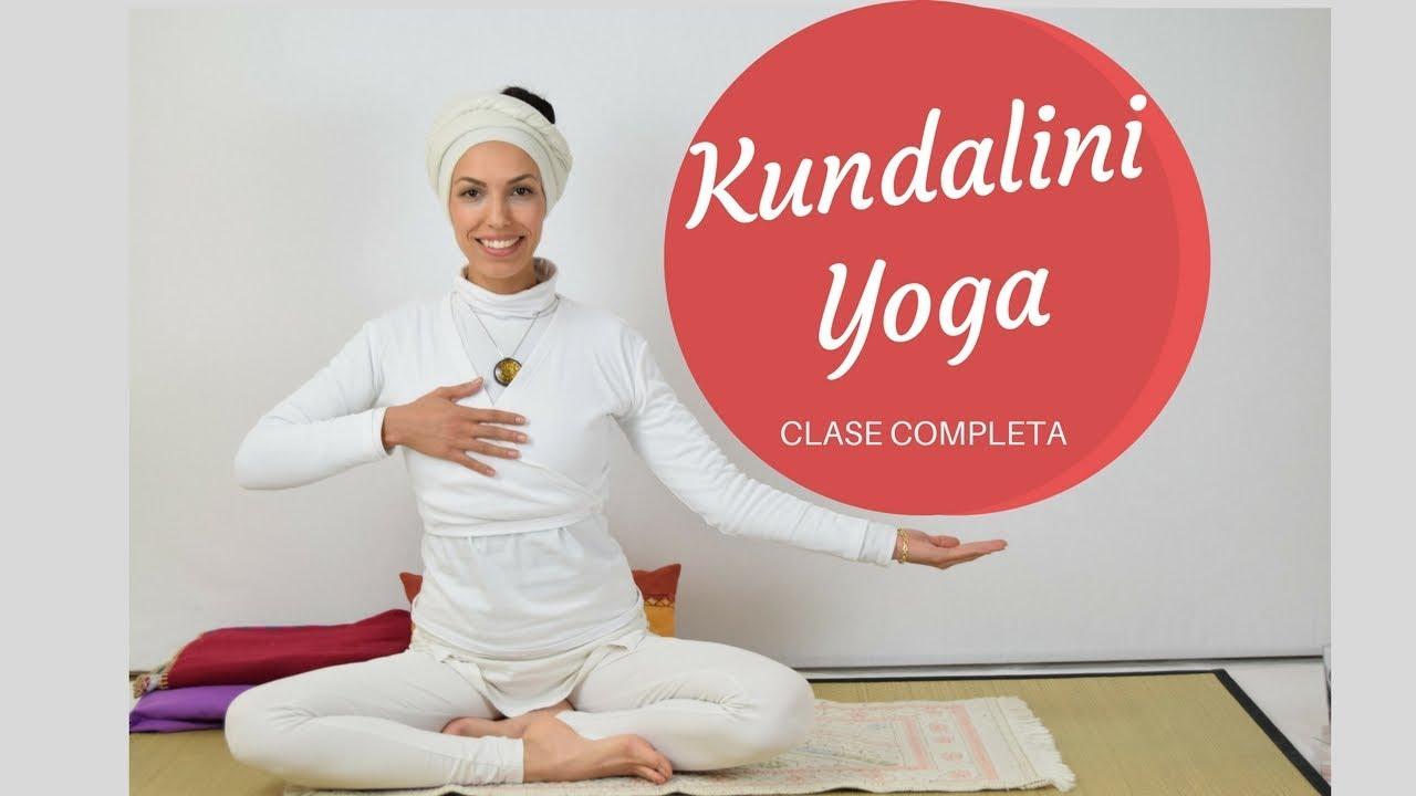 KUNDALINI YOGA EN ESPAÑOL Clase Completa y Meditación. - YouTube d268865e593f
