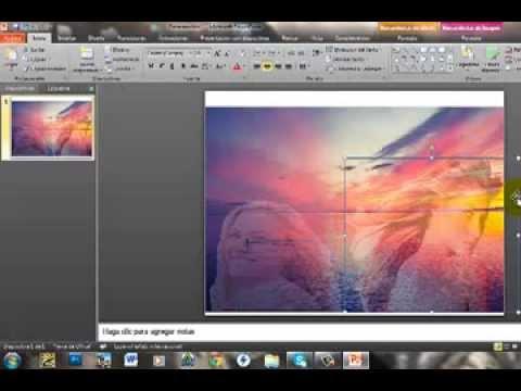 Worksheet. marcas de agua con microsoft powerpoint  YouTube