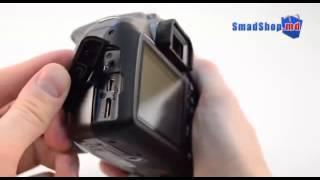 Копия видео Видео обзор фотоаппарата Canon EOS 1100D Kit 18 55mm f 3 5 5 6 IS II(, 2015-02-16T18:07:37.000Z)
