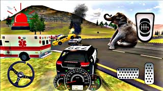 Police Car Chase - Cop Simulator|The thief caught|Drunken arrested|Android games|ios games|