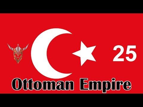 Hearts of Iron IV - Kaiserreich - Ottoman Empire - 25