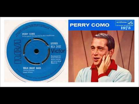 Perry Como - Walk Right Back (Vinyl)