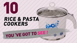 Rice & Pasta Cookers Collection, Amazon India 2017 // Home & Kitchen Best Sellers