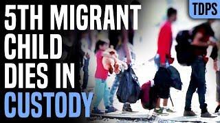 Another Migrant Child Dies In Border Patrol Custody