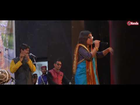 @Deepa Dhami  Live Performance In @A Plus Studio  Anniversary Celebration @Nanda Music World