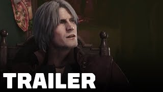 Devil May Cry 5 Trailer - The Game Awards 2018