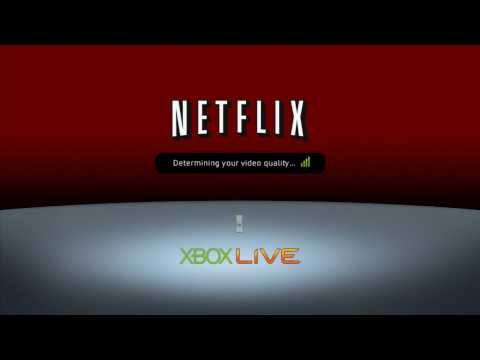 XBOX LIVE update for Netflix : FAST STREAMING HD