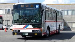 名鉄バスの社員教習の様子