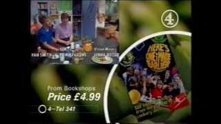 Channel 4 Continuity 29th August 1997