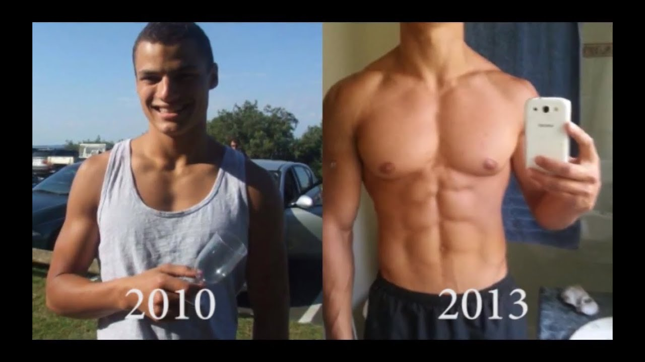 Motivational Fitness Model Body Transformation - YouTube