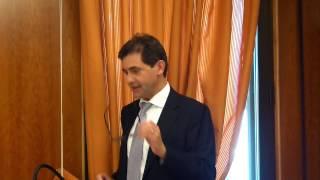 Presentación del libro «Claves del Management», coordinado por Javier Fernández Aguado