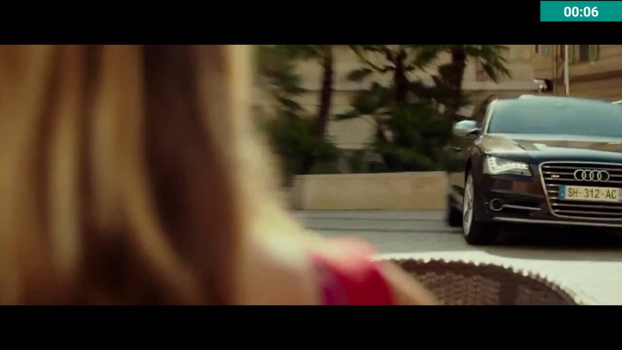 Audi S8 - The Transporter Refueled - YouTube