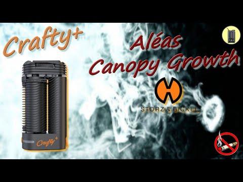 CRAFTY+, Review +Test vapeur, (+ Problèmes Storz & Bickel), Vaporisateur Crafty