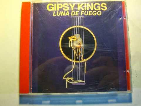 GIPSY KINGS LUNA DE FUEGO CD