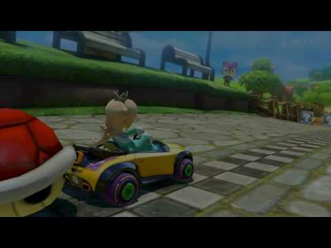Mario Kart 8 - Hacker Race (Online Mode)