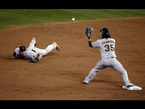 San Francisco Giants: Top 10 Defensive Plays from 2016