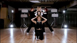 ITZY MAFIA In The Morning Mirrored Dance Practice