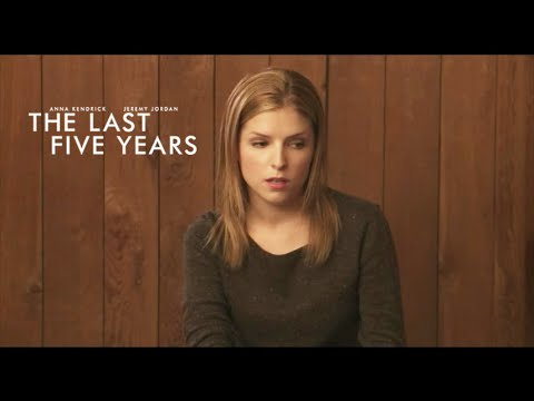 Anna Kendrick - THE LAST FIVE YEARS Interview