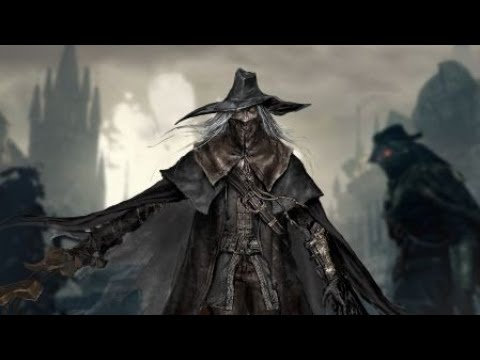The Old Hunters.... Sort of.... | Bloodborne Part 12