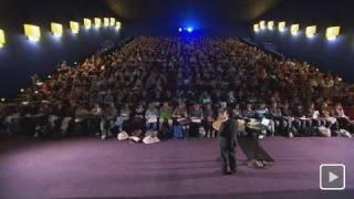 Wenn die Unis aus allen Nähten platzen: Vorlesung im Kinosaal - SPIEGEL TV Magazin