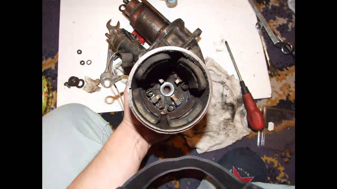 reparatie electromotor - youtube