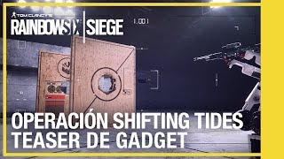 Rainbow Six Siege - Operación Shifting Tides   Teaser de gadget