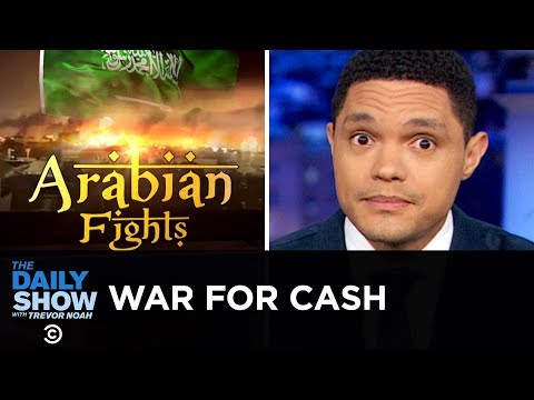 Will Trump Go to War with Iran to Defend Saudi Arabia? | The Daily Show