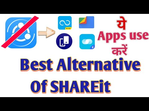 Best Alternative Of SHAREit | Best Apps To File Transfer | Fastest Sharing Apps