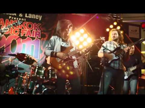 Download Little Wing   Jack Thammarat Band with Joshua Ray and Alex Hutchings Jam