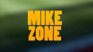 Mikezone BG + Cartoon - Speedart