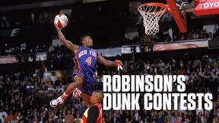 The best of Nate Robinson's NBA Slam Dunk Contests | NBA Highlights Video