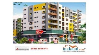 Shree Tower VII, Rajarhat Main Road, Kolkata   Residential Apartments